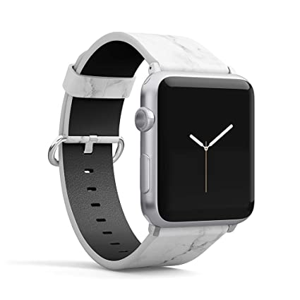 Amazon.com: Correa de reloj compatible con iWatch 38 mm ...
