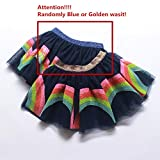 TreeMart Newest Baby Girl Skirt s Sequined