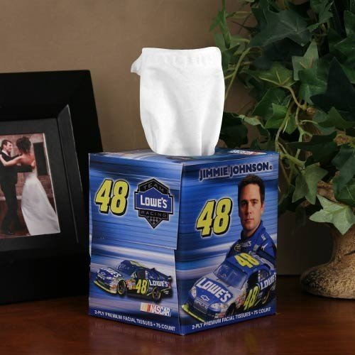 Jimmie Johnson #48 2-ply Facial Tissues