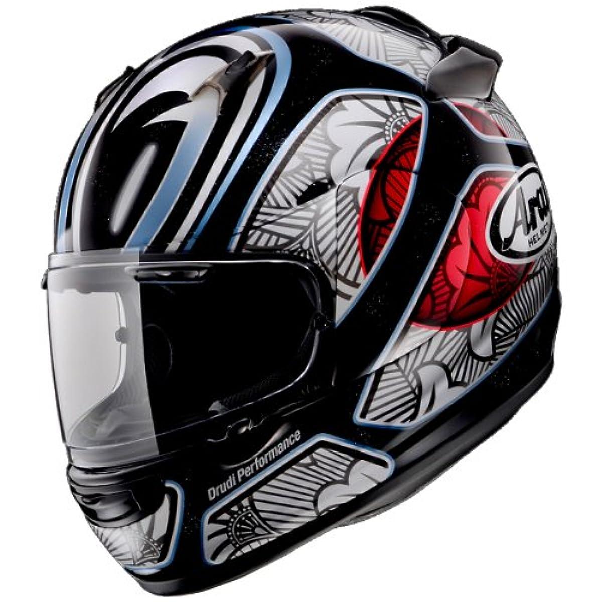 [해외] 아라이 오토바이 헬멧 풀 페이스 QUANTUM-J NAKANO L 59-60CM