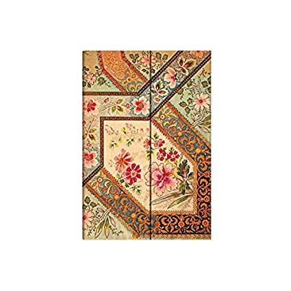 Agenda Paperblanks - filigrana floral marfil formato mini 95 ...
