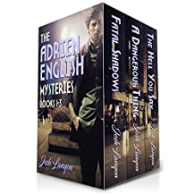 The Adrien English Mysteries: Books 1 - 3