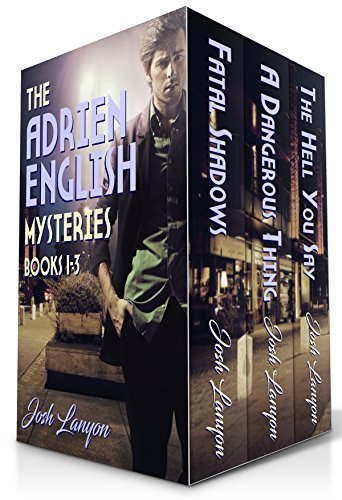 The Adrien English Mysteries Books 1 3 Kindle Edition By Josh