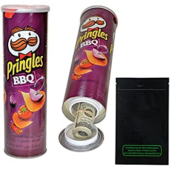 Bewild Pringles Stash Can Diversion Safe (Large, BBQ)