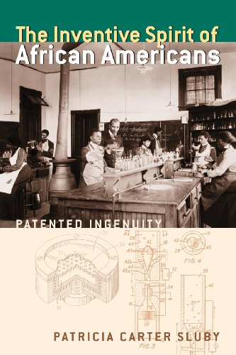 Search : The Inventive Spirit of African Americans: Patented Ingenuity