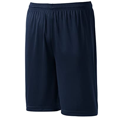 Joe's USA Mens Or Youth Basketball Shorts - Moisture Wicking Shorts.Youth XS - Adult 4XL