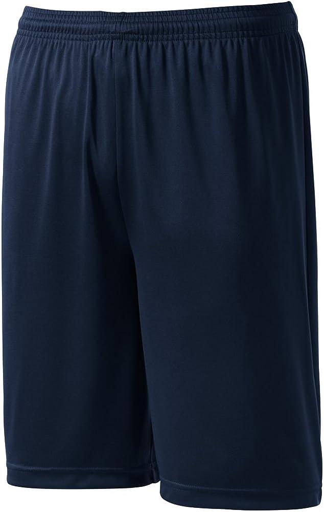Joe's USA Mens or Youth Basketball Shorts - Moisture Wicking Shorts.Youth XS - Adult 4XL: Clothing