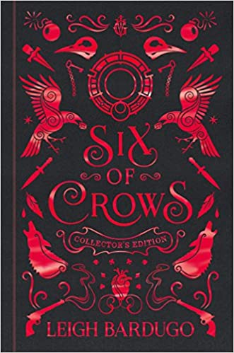 Image result for six of crows collector's edition