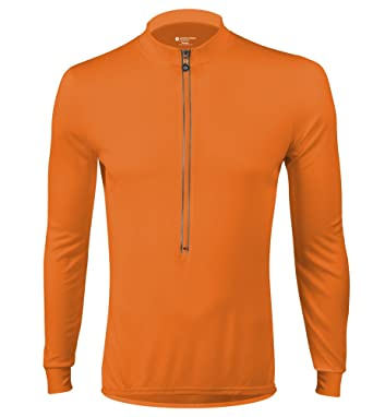 Men s Long Sleeve Cycling Jersey - Your Choice of Colors - Made in the USA ( 6ee113af0