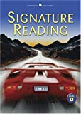 Signature Reading: Level D, Jamestown Publishers Staff and Glencoe McGraw-Hill Staff, 0078617162