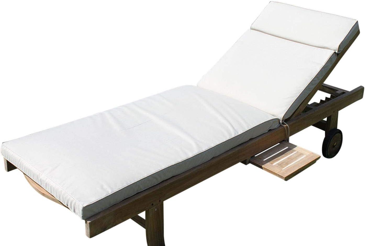 jardincoloris clair pour mobilier de longue Coussin de chaise beige pour Coussin jardin tQBrsxhdC