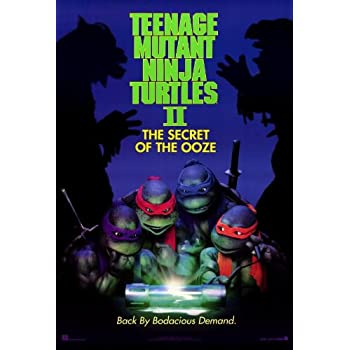 Amazon.com: Teenage Mutant Ninja Turtles Poster Movie B ...
