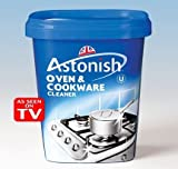 ASTONISH OVEN AND COOKWARE CLEANER 176 OZ - AS SEEN ON TV!