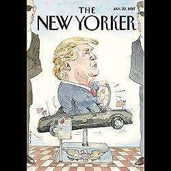 The New Yorker, January 23rd 2017 (Sarah Stillman, John Seabrook, George Packer)