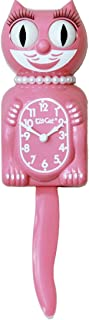 product image for Kit Cat Klock Limited Edition Lady (Honeysuckle Pink)