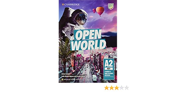 Open World Key Students Pack Students Book without Answers and Workbook without Answers English for Spanish Speakers: Amazon.es: Cowper, Anna, White, Susan, Dignen, Sheila: Libros