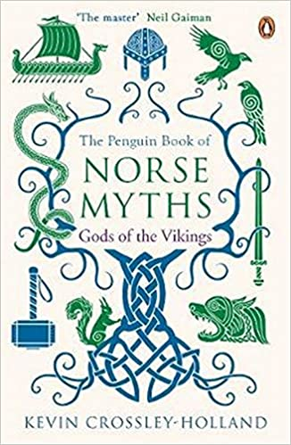 Norse Myths [EN] - Kevin Crossley-Holland