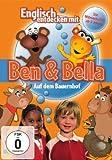 Englisch entdecken mit Ben & Bella - Auf dem Bauernhof, 1 DVD