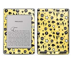 Skin / Piel para Amazon Kindle Touch, diseño: punky del oro