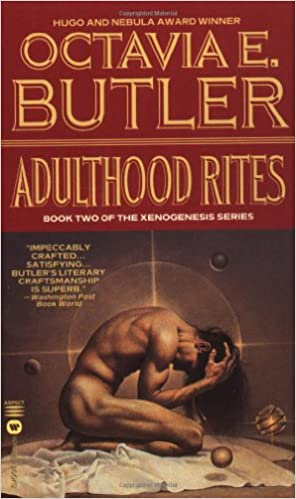 Book Adulthood Rites (Xenogenesis)