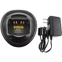 KENMAX 100-240V Ni-MH Ni-CD Li-ion Radio Battery Desktop Charger for Motorola EX600 GP360 GP380 GP388 PRO5450 PRO7150