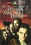 El hombre de la máscara de hierro [DVD]