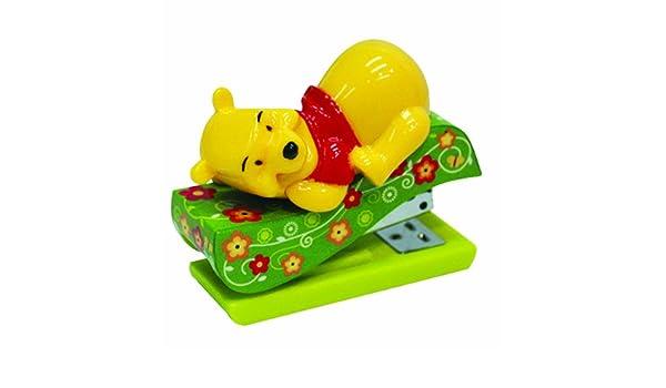 Joy Toy 180021 6.2 x 3.5 x 5.5 cm Disney Winnie The Pooh Mini Stapler