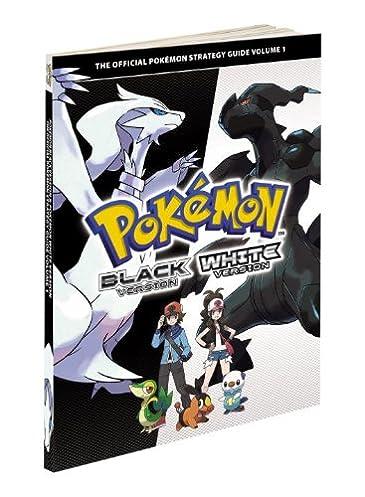 pokemon black version pokemon white version volume 1 the official rh amazon com pokemon black white strategy guide pdf pokemon black white strategy guide