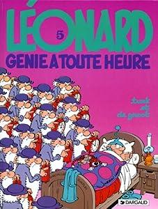 "Afficher ""Léonard n° 5 Génie à toute heure"""