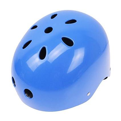 Amazon.com: Casco de patinaje para adultos, diseño de casco ...