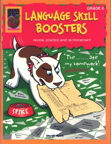 Language Skill Boosters - Language Skill Boosters, Grade 4