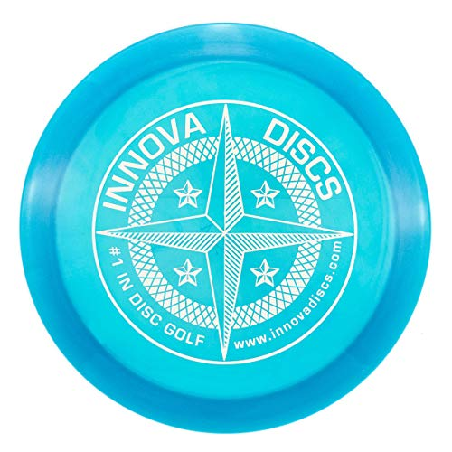 (Innova Limited Edition First Run Star Stamp Luster Champion Savant Distance Driver Golf Disc [Colors May Vary] - 173-175g)