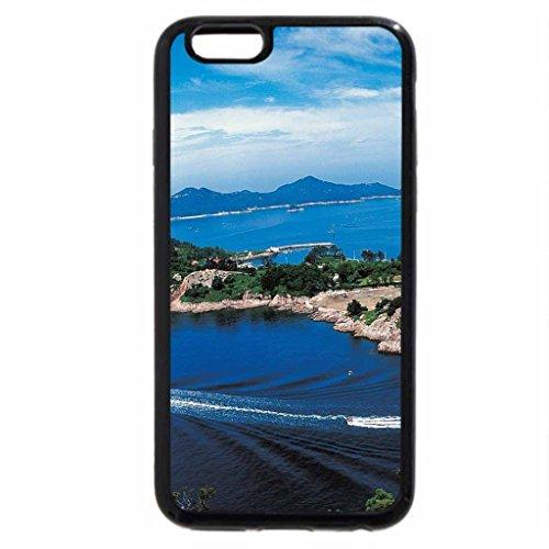 iPhone 6S / iPhone 6 Case (Black) KOREAN ISLANDS