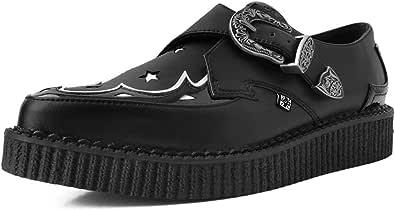 T.U.K Pointed Monk Creeper Mujeres Zapatos Enredadera