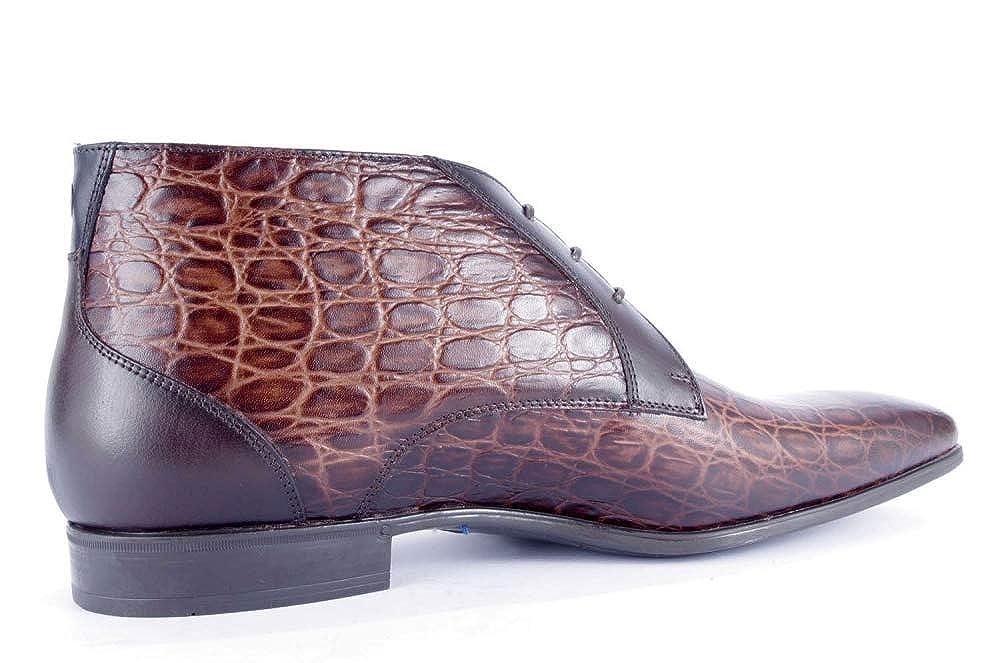 Giorgio 1958 Stiefel Cognac Herren, Größe Größe Größe  50 7ba7f6