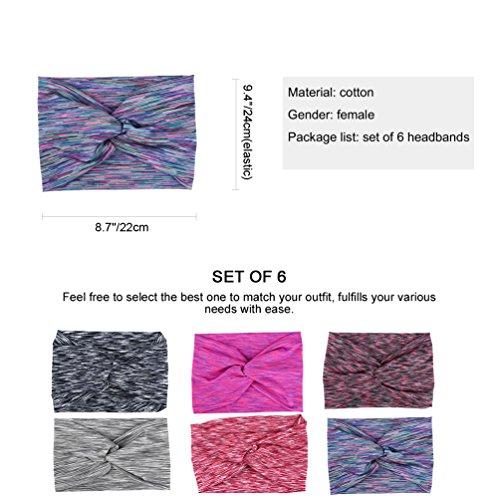 Baumwolle Femme Stil1 Und 22x24cm Spandax Bandeau Vbiger aus xXTgRqHwf1