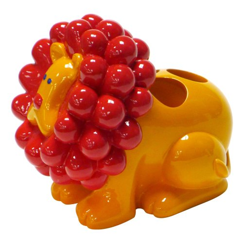 - Allure Home Creations Hippo Resin Toothbrush Holder