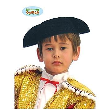 MONTERA ACCESORIOS DISFRAZ TORERO INFANTIL: Amazon.es: Juguetes y ...