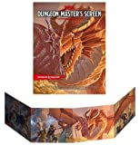 Dungeons and Dragons: Dungeons & Dragons - Dungeon Master's Screen (Fifth Edition)