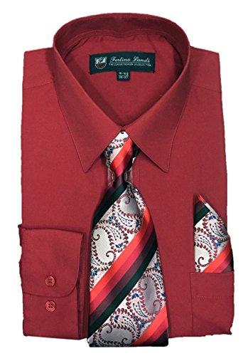 dress shirts ties matching - 6