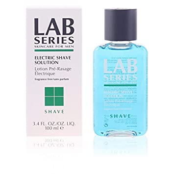 Amazon Com Aramis Lab Series For Men Electric Shave Solution 100ml
