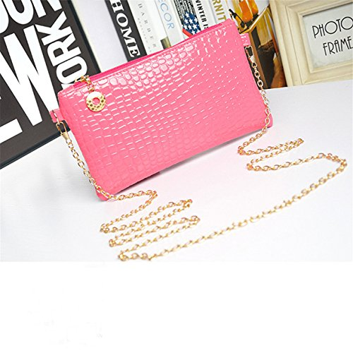 For Bag Clutch Pink Shoulder Crossbody Hot Girls Yuan Handbag Messenger 6FqwYngx5f