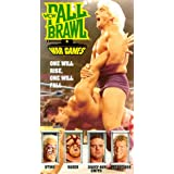 NWA WCW 1993 VHS FALL BRAWL WAR GAMES