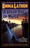 Front cover for the book A shark out of water by Emma Lathen