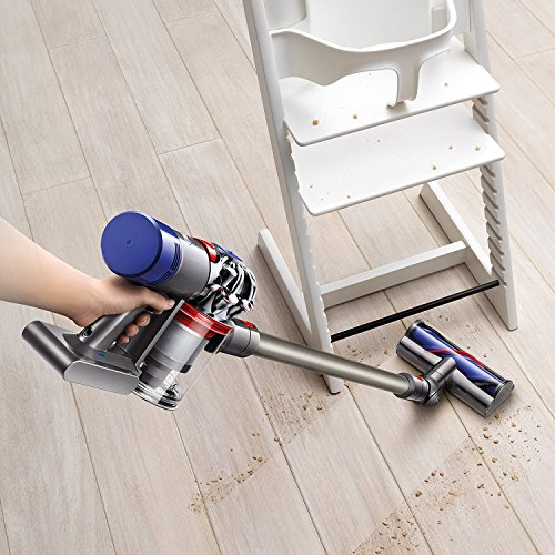dyson v8 animal cordless hepa vacuum cleaner direct drive cleaner head wand set mini. Black Bedroom Furniture Sets. Home Design Ideas