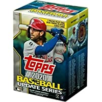 $22 » 2020 Topps MLB Baseball Update Series Retail Blaster Box Factory Sealed MASSIVE 99 TOTAL…