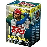 $23 » 2020 Topps MLB Baseball Update Series Retail Blaster Box Factory Sealed MASSIVE 99 TOTAL…