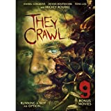 They Crawl Includes 9 Bonus Movies