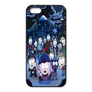 iPhone 5 5s Cell Phone Case Black South Park WQ7509427