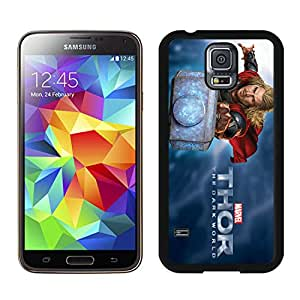 Beautiful Designed Cover Case With Thor Chris Hemsworth 67 Samsung Galaxy S5 I9600 G900a G900v G900p G900t G900w Black Phone Case